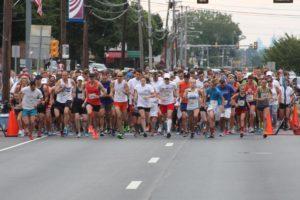 Runnerstart